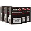 """Red Cycling Products 16 calowy Dętka rowerowa Dzieci 16"""" 47-305 6  częściowy zestaw czarny"""